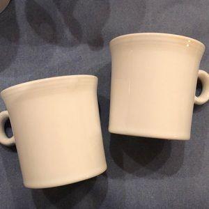 Fiesta mugs set of 2